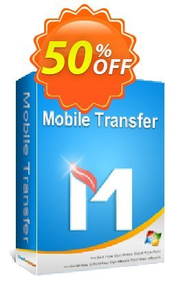 Coolmuster Mobile Transfer - Lifetime License - 26-30PCs  Coupon, discount affiliate discount. Promotion: