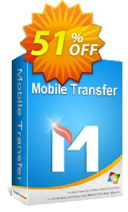 Coolmuster Mobile Transfer - 1 Year License - 6-10PCs  Coupon, discount affiliate discount. Promotion:
