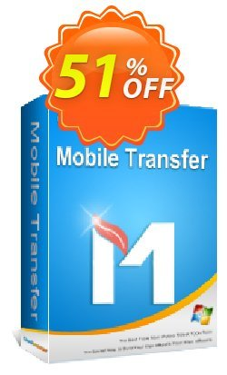 Coolmuster Mobile Transfer - 1 Year License(11-15PCs) Coupon, discount affiliate discount. Promotion: