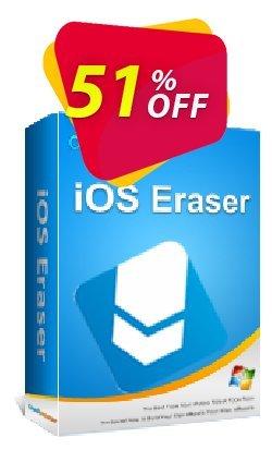 Coolmuster iOS Eraser - Lifetime - 6-10PCs  Coupon, discount affiliate discount. Promotion: