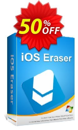 Coolmuster iOS Eraser - Lifetime (11-15PCs) Coupon, discount affiliate discount. Promotion: