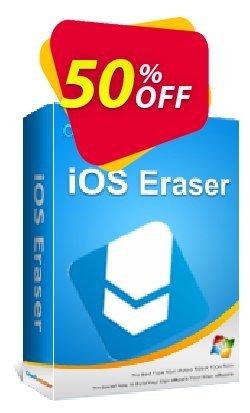 Coolmuster iOS Eraser - Lifetime - 21-25PCs  Coupon, discount affiliate discount. Promotion: