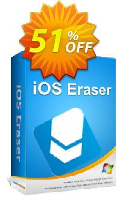 Coolmuster iOS Eraser (6-10PCs) Coupon, discount affiliate discount. Promotion: