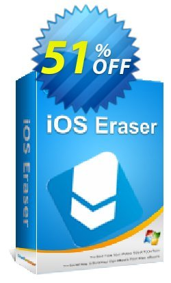 Coolmuster iOS Eraser (11-15PCs) Coupon, discount affiliate discount. Promotion:
