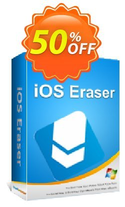 Coolmuster iOS Eraser - 26-30PCs  Coupon, discount affiliate discount. Promotion: