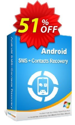 Coolmuster Android SMS+Contacts Recovery - Lifetime License - 9 Devices, 3 PCs  Coupon discount affiliate discount -