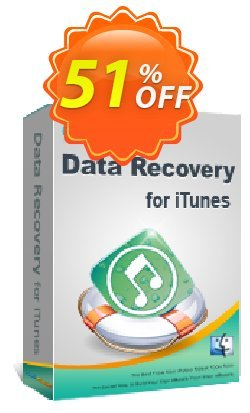 Coolmuster Data Recovery for iTunes (Mac Version) Coupon, discount affiliate discount. Promotion: