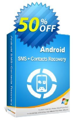 Coolmuster Android SMS+Contacts Recovery discount - Lifetime - Unlimited devices  Coupon discount affiliate discount -