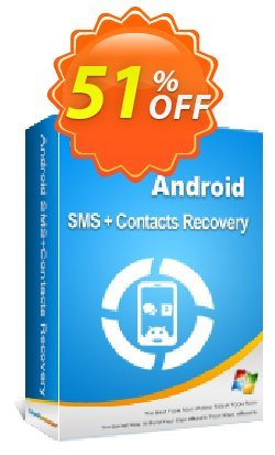 Coolmuster Android SMS+Contacts Recovery - 1 Year License - 9 Devices, 3 PCs  Coupon discount affiliate discount -