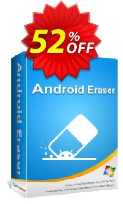 Coolmuster Android Eraser - Lifetime License - 5 PCs  Coupon, discount affiliate discount. Promotion: