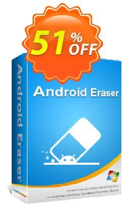 Coolmuster Android Eraser - Lifetime License - 10 PCs  Coupon, discount affiliate discount. Promotion: