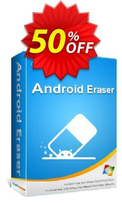 Coolmuster Android Eraser - Lifetime License - 15 PCs  Coupon, discount affiliate discount. Promotion: