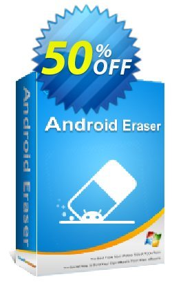 Coolmuster Android Eraser - Lifetime License - 30 PCs  Coupon, discount affiliate discount. Promotion: