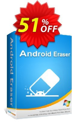Coolmuster Android Eraser - 1 Year License - 10 PCs  Coupon, discount affiliate discount. Promotion: