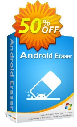 Coolmuster Android Eraser - 1 Year License(16-20PCs) Coupon, discount affiliate discount. Promotion: