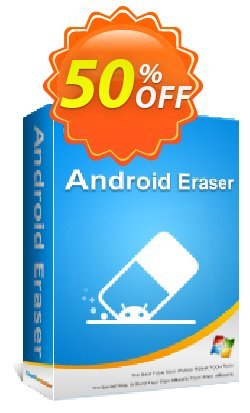 Coolmuster Android Eraser - 1 Year License(21-25PCs) Coupon, discount affiliate discount. Promotion: