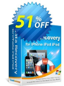 Coolmuster Data Recovery for iPhone iPad iPod Coupon, discount affiliate discount. Promotion: