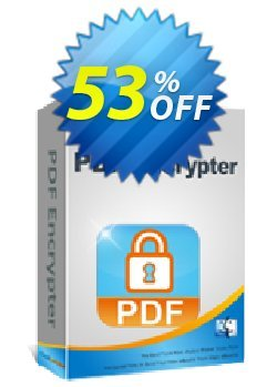 Coolmuster PDF Encrypter for Mac Coupon, discount affiliate discount. Promotion: