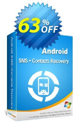 Coolmuster Android SMS+Contacts Recovery Coupon discount Affiliate 50% OFF. Promotion: