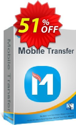 Coolmuster Mobile Transfer for Mac - Lifetime (6-10PCs) Coupon, discount affiliate discount. Promotion: