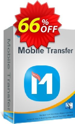 Coolmuster Mobile Transfer for Mac - 1 Year Coupon, discount affiliate discount. Promotion: