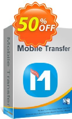 Coolmuster Mobile Transfer for Mac - 1 Year (21-25PCs) Coupon, discount affiliate discount. Promotion: