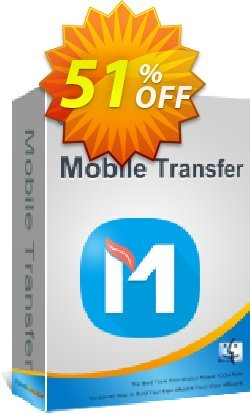 Coolmuster Mobile Transfer for Mac - 1 Year (6-10PCs) Coupon, discount affiliate discount. Promotion: