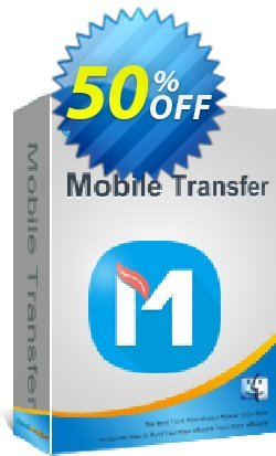 Coolmuster Mobile Transfer for Mac - Lifetime (16-20PCs) Coupon, discount affiliate discount. Promotion: