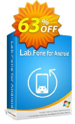 Coolmuster Lab.Fone for Android - 1 Year - 5 Devices, 1 PC  Coupon discount 62% OFF Coolmuster Lab.Fone for Android - 1 Year (5 Devices, 1 PC), verified - Special discounts code of Coolmuster Lab.Fone for Android - 1 Year (5 Devices, 1 PC), tested & approved