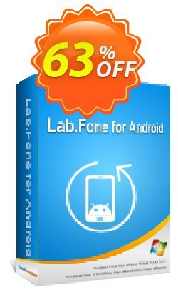 Coolmuster Lab.Fone for Android - 1 Year - 10 Devices, 1 PC  Coupon, discount 62% OFF Coolmuster Lab.Fone for Android - 1 Year (10 Devices, 1 PC), verified. Promotion: Special discounts code of Coolmuster Lab.Fone for Android - 1 Year (10 Devices, 1 PC), tested & approved