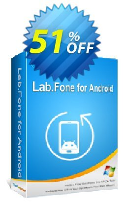 Coolmuster Lab.Fone for Android - 1 Year - 15 Devices, 1 PC  Coupon discount 50% OFF Coolmuster Lab.Fone for Android - 1 Year (15 Devices, 1 PC), verified - Special discounts code of Coolmuster Lab.Fone for Android - 1 Year (15 Devices, 1 PC), tested & approved