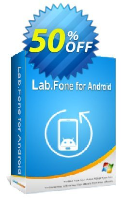 Coolmuster Lab.Fone for Android Lifetime - 10 Devices, 1 PC  Coupon, discount 50% OFF Coolmuster Lab.Fone for Android Lifetime (10 Devices, 1 PC), verified. Promotion: Special discounts code of Coolmuster Lab.Fone for Android Lifetime (10 Devices, 1 PC), tested & approved