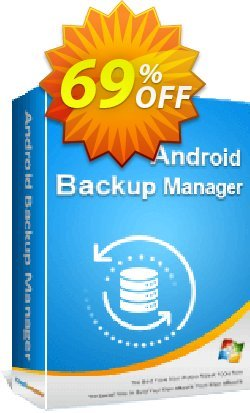 Coolmuster Android Backup Manager Coupon, discount 67% OFF Coolmuster Android Backup Manager, verified. Promotion: Special discounts code of Coolmuster Android Backup Manager, tested & approved
