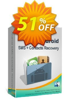 Coolmuster Android SMS+Contacts Recovery - Mac  Coupon discount affiliate discount -