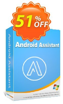 Coolmuster Android Assistant - 1 Year License(6-10PCs) Coupon, discount affiliate discount. Promotion: