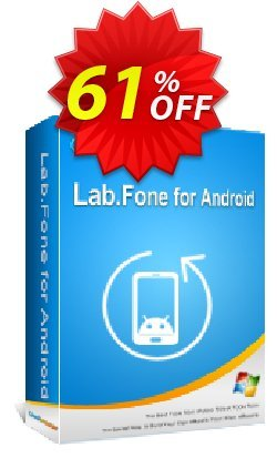 Coolmuster Lab.Fone for Android - 1 Year License(3 Devices, 1 PC) Coupon, discount affiliate discount. Promotion:
