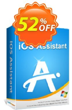 Coolmuster iOS Assistant - Lifetime License - 1 PC  Coupon, discount affiliate discount. Promotion: