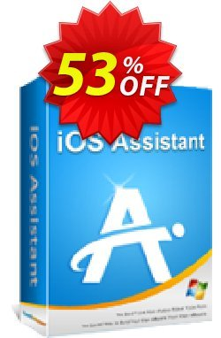 Coolmuster iOS Assistant - 1 Year License - 1 PC  Coupon, discount affiliate discount. Promotion: