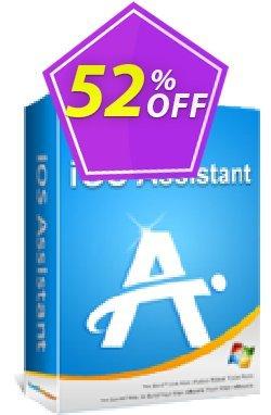 Coolmuster iOS Assistant - Lifetime License - 2-5PCs  Coupon, discount affiliate discount. Promotion: