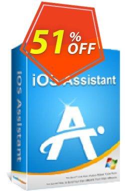 Coolmuster iOS Assistant - Lifetime License - 6-10PCs  Coupon, discount affiliate discount. Promotion: