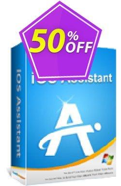 Coolmuster iOS Assistant - Lifetime License - 11-15PCs  Coupon, discount affiliate discount. Promotion:
