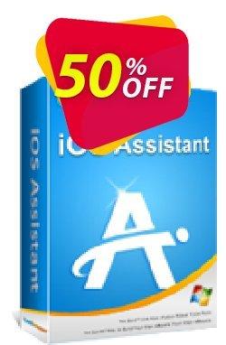 Coolmuster iOS Assistant - Lifetime License - 16-20PCs  Coupon, discount affiliate discount. Promotion: