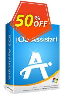 Coolmuster iOS Assistant - Lifetime License - 26-30PCs  Coupon, discount affiliate discount. Promotion: