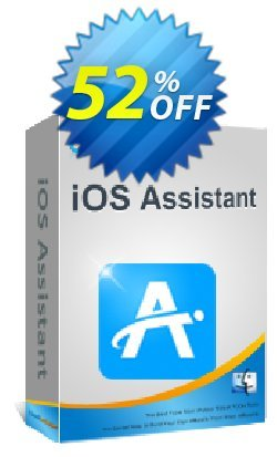 Coolmuster iOS Assistant for Mac - Lifetime License(1 PC) Coupon, discount affiliate discount. Promotion:
