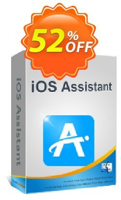 Coolmuster iOS Assistant  for Mac - Lifetime License - 2-5PCs  Coupon, discount affiliate discount. Promotion: