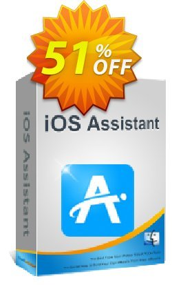 Coolmuster iOS Assistant  for Mac - Lifetime License - 6-10PCs  Coupon, discount affiliate discount. Promotion: