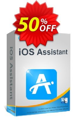 Coolmuster iOS Assistant  for Mac - Lifetime License(16-20PCs) Coupon, discount affiliate discount. Promotion: