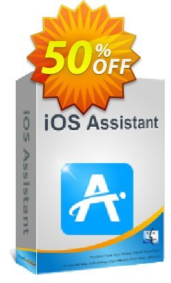 Coolmuster iOS Assistant   for Mac - Lifetime License(26-30PCs) Coupon, discount affiliate discount. Promotion: