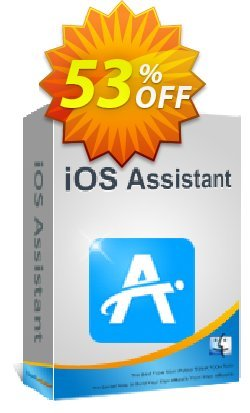 Coolmuster iOS Assistant for Mac - 1 Year License(1 PC) Coupon, discount affiliate discount. Promotion: