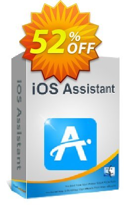 Coolmuster iOS Assistant for Mac - 1 Year License(2-5PCs) Coupon, discount affiliate discount. Promotion: